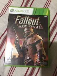 Xbox 360 Fallout 4 game
