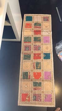 Indian patchwork tapestry Arlington, 22201