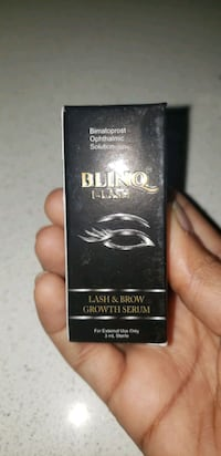 BLINQ I-lash Eyelashes and Brow Growth Serum  Surrey, V3R 4V4