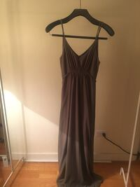Olive Theory dress (well loved) Vancouver, V6E 1R5