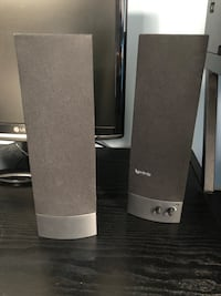 Desktop speakers Vaughan, L4H 0Z9