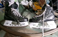 pair of green-and-black Pump skates.  5.5 Kelowna, V1Z 3G2