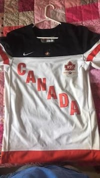 100th anniversary Canada Hockey Jersey