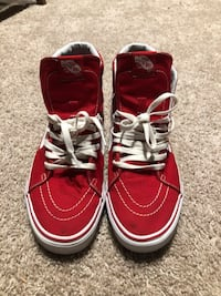 Red vans for sell  Atlanta, 30308