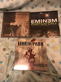 "Vinyl12""Records The Marshall Mathers Curtains Call & Linkin Park"