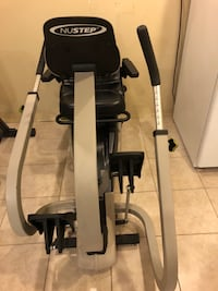 NuStep stationary bike Vaughan, L6A 2B3