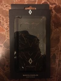 Cover Marcelo Burlon iPhone 7 Torino, 10143