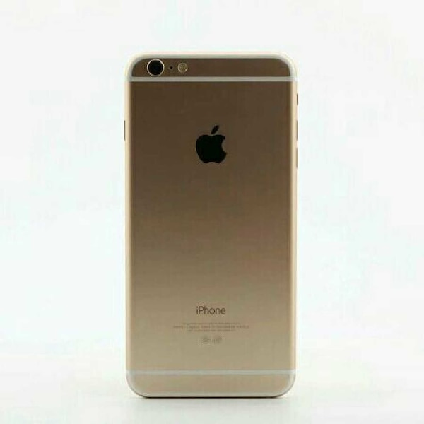 IPhone 6plus gold color,16gb
