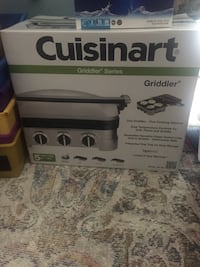 Cuisinart Griddler brand new in box Falls Church, 22043
