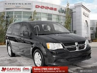 2017 Dodge Grand Caravan Canada Value Package Edmonton