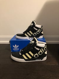 "Adidas ""Hard Court Hi Big Logo"" DEADSTOCK (size 10) negotiable Vaughan"
