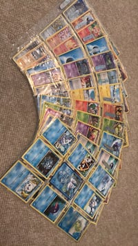 113 Never used pokemon cards Reno, 89512