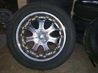 Set of Truck tires