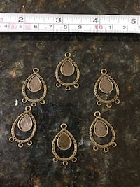 pcs lot DIY charms for jewelry making art crafts shower Lutherville Timonium, 21093