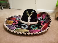 Two sombreros for sale great for Haloween ALEXANDRIA