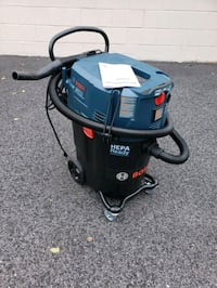 Bosch 14 Gallon Dust Extractor with Auto Filter Clean and HEPA Filter  Atlanta, 30344