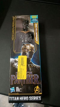 Black panther action figure Riverside, 92509