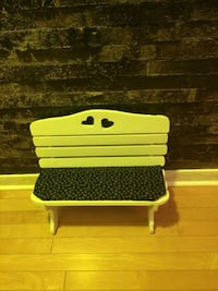 Small Wood Bench for child or pet Toronto, M5H