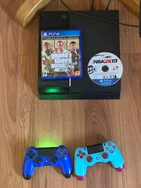 Ps4 to controller works great 2k19 and gta5 Lexington Park, 20653
