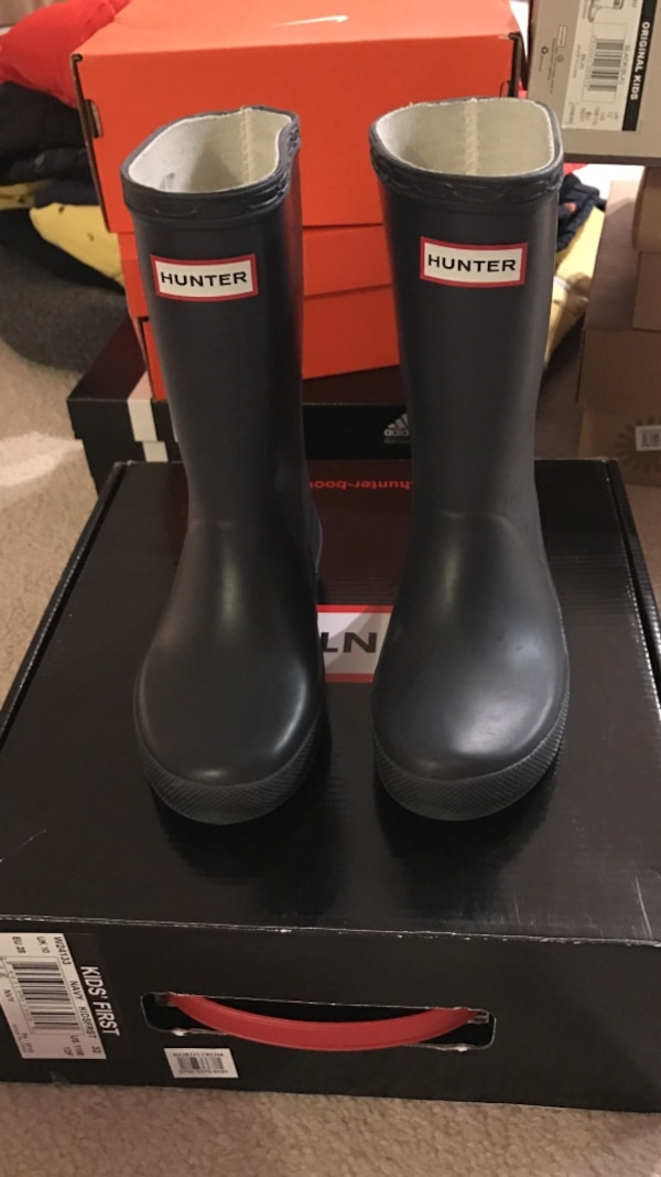 Used Hunter Boots size 11. Like new for sale in Verona - letgo e5ab675d2
