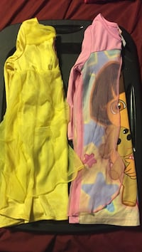 toddler's yellow and pink blouses New Brighton