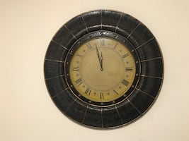 Beautiful large wall clock