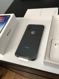 Apple iPhone X 256GB Brand New and Original OSLO