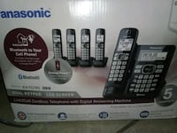 NEW! Cordless telephone