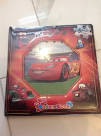 Brand new cars puzzle book Quinte West, K8V 0G3
