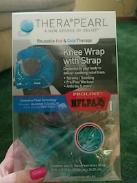 KNEE WRAP WITH STRAP.  BRAND NEW  Grand Rapids, 49544