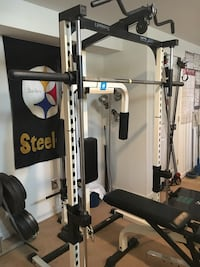 black and gray smith machine Spotsylvania, 22551