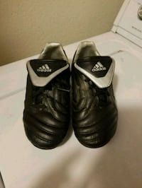 Boys Adidas Cleats Size 1 1/2 Flower Mound, 75028