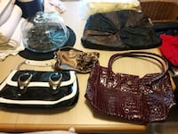 New purses about 40 all sizes and colors Satellite Beach, 32937