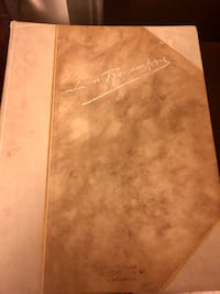 Antique Book. The Great War, a Neutrals Indictment by L. Raemaekers