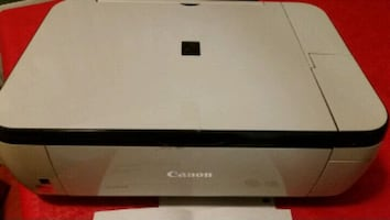 Canon PIXMA MP490 Inkjet Photo-All-in-one Printer.