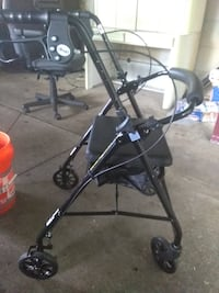 Drive walker with seat and tote bag  Jacksonville
