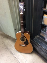 Yamaha acoustic guitar FG-312 pre owned in a good working order 853189-1 Baltimore, 21205