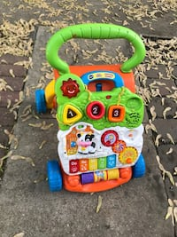 Baby vtech learning walker Chicago, 60707