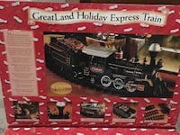GreatLand Holiday Express Train 1996 Chicago, 60659