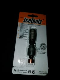 New ice tool bicycle crank remover Kitchener, N2P 1R7