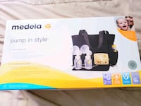 Medela Breast Pump - brand new, not touched or opened. Mississauga, L5B