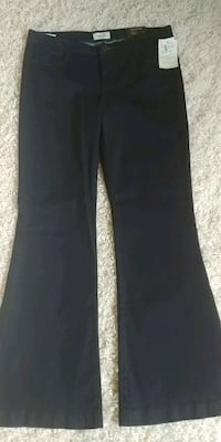 Brand new with tags dark blue trouser style pants size 32 Iona Station, N0L 1P0