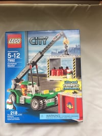 Lego Container Stacker