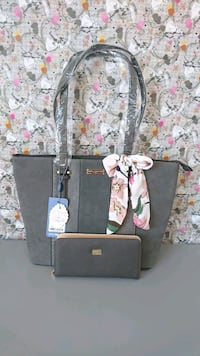 Arta D. Grey Handbag  Winnipeg, R3T 2G6