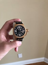 TW Steel rose gold automatic watch  Pointe-Claire, H9R 4Y8