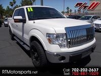 2011 Ford F-150 XLT SuperCrew 6.5-ft. Bed 4WD Las Vegas
