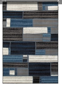 Area Rug - Adana Collection Charcoal Blue Whitchurch-Stouffville, L4A 1J6