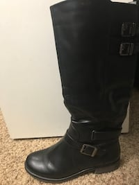 New (never worn) Black Tall Dress Boot