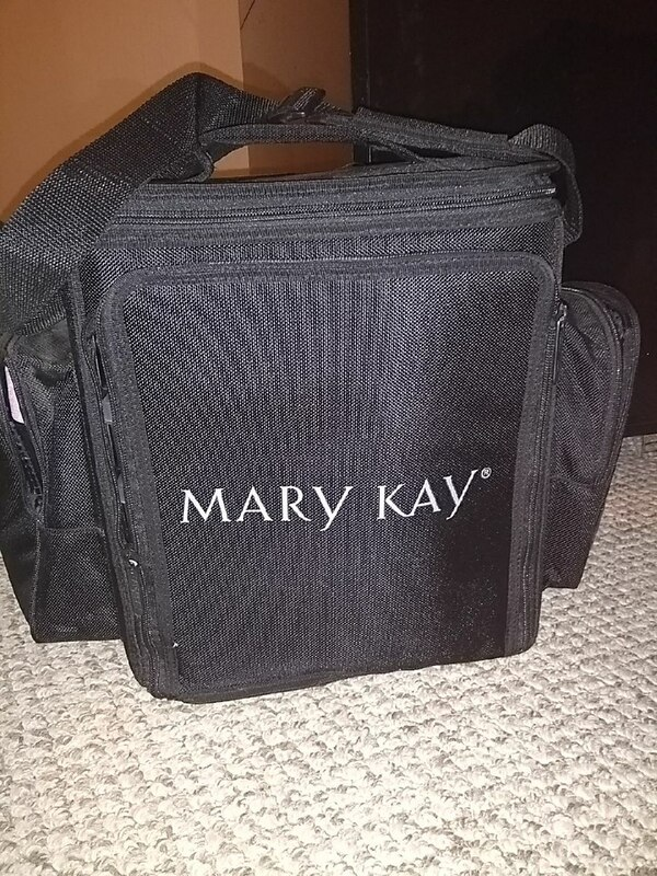 Mary kay makeup carrier