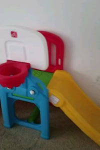Step2 indoor slide great condition Alexandria, 22312